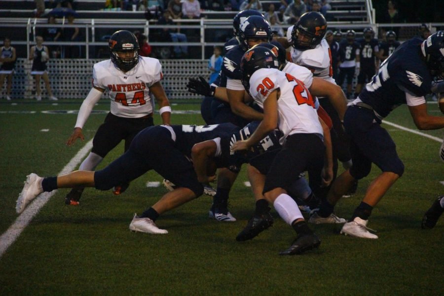 Defense puts up a fight to shut out the owls