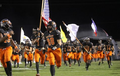 The Panthers could not stay above Alamo Heights.