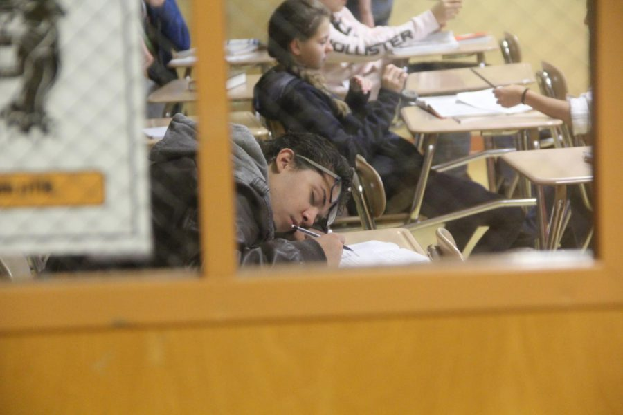 The Average Amount Of Sleep The Typical Student Gets Is Less Than Seven Hours