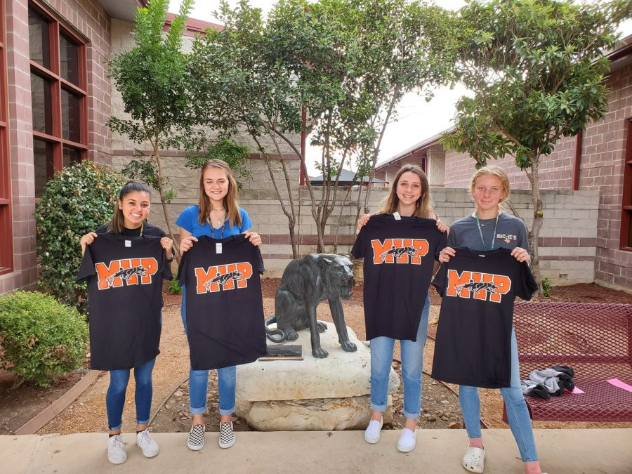 MVHS Model Citizens of the Week
