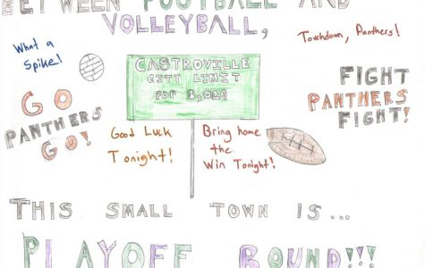 Between Football and Volleyball